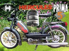 Hercules Prima 5 Mofa 2 Gang Handschaltung Bj.1985 Originalzustand Sammlerstück