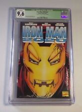 Iron Man 2020 Signed by Bob Wiacek & Walt Simonson Marvel Comics 6/94 - CGC 9.6