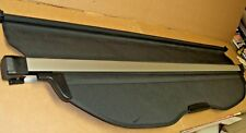 2018 SUBARU FORESTER BAGGAGE,CARGO SECURITY COVER BLACK.POWER LIFTGATE  CHERRY