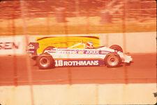 Raul Boesel #18 March 821 @ 1982 Toyota Grand Prix - Orig 35mm Slide