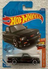 Hot Wheels '91 Black GMC Syclone Pick-Up  #150/250  (2020)  Free Shipping!