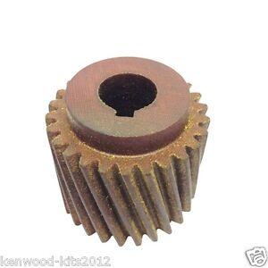 Fibre Motor Pinion Gear For Crypto Peerless C28 Potato Peeler 5/8THS Shaft. LKS
