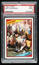 1984 Topps Eric Dickerson #281 PSA 9 Rookie HOF MINT
