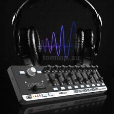 Worlde EasyControl.9 Mini USB 9 Slim-Line Control MIDI Controller Portable B4F8