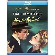 MURDER MY SWEET (Dick Powell) -    Blu Ray - Sealed Region free
