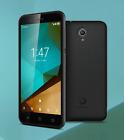 "Brand New Vodafone Smart Prime 7-8GB-5"" BLACK Android 4G LTE Unlocked Smartphone"