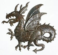 """Dragon Sheet Metal Art Pictures For Wall Hanging Top Home Decor Sites Size 24"""""""