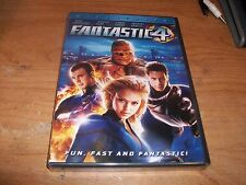 Fantastic Four (DVD, 2009, WS) Chris Evans Jessica Alba Sci-Fi & Fantasy Movie