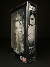 Star Wars Bandai S.H. Figuart Clone Trooper Phase I AOTC Protective Display Case