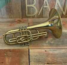 Olds Mellophone with Case and Mouthpiece