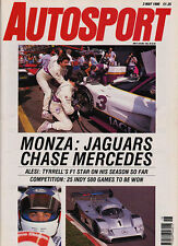Autosport 3 May 1990 - Monza WSPC, Brands Hatch F3, Donington BTCC, Wiscombe