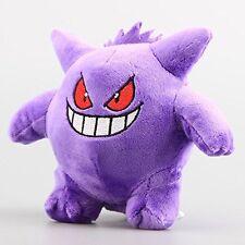 "Newest Pokemon 6.7"" L Gengar Soft Plush Toy Doll Games Kids Gift  Dolls  Stuffed"