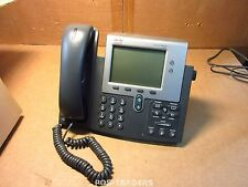 Cisco CP-7941G 7941G Unified VOIP IP Phone Telephone Telefoon INCL HANDSET
