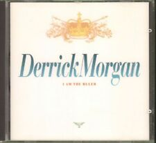Derrick Morgan (Cd Álbum) soy el gobernante-Troya-cdtrl 300-UK-1992-New
