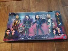 Disney Descendants 3 Dolls - 4 Pack - Isle of Lost Evie Jay Mal Carlos - Damaged