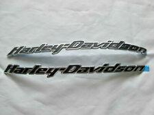 Harley Davidson Tank Embleme Tankschilder Tankembleme 62410-10 & 62417-10