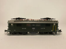 MARKLIN 37044 H0 SBB LOCOMOTIVA ELETTRICA Re 4/4 I 10040 (AC, SOUND MFX)