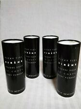 Vicky Tiel Sirene Lot of 4, Body Powder, 3.4 Oz New. Condition is New.
