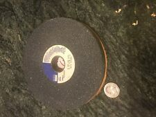 Bay state C 60 H8 V32 6 inch 1 ID 3/4  grinding wheel home machine shop banch