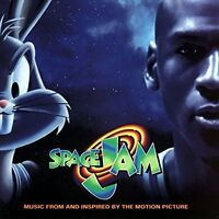 Space Jam (1996) Seal, Coolio, R. Kelly.. [CD]