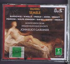 HANDEL 2 CDS BOX SET NEW SEMELE / JOHN ELIOT GARDINER/ NORMA BURROWES