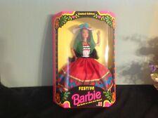 Barbie Festiva Barbie 1993 Mexico Mattel special edition