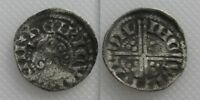 King Henry III Silver Hammered Coin - Long Voided Cross Class 3B - Lincoln