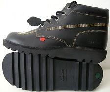 KICKERS KICK HI KF 101 Klassiker Stiefelette Boots Leder Schuhe Herren Gr.41 NEU