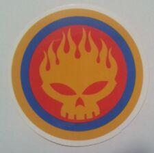 "The Offspring~Punk Alt Rock~Decal Sticker Adhesive Vinyl~2 5/8""~Skate Rock"