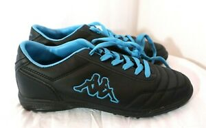 Lovely KAPPA running shoes size 5, Used once indoors, trainers, blue, black.