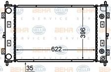 HELLA Motorkühler Wasserkühler 8MK 376 766-511 für CHRYSLER STRATUS JA JX 16V