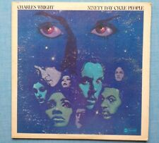 Charles Wright - Ninety Day Cycle People -  ABC/Dunhill - DSD-50187 -LP 1974