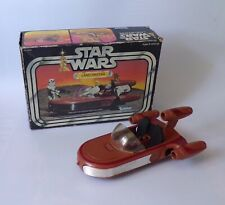 Vintage Kenner Star Wars Landspeeder Vehicle for Action Figures (Boxed)