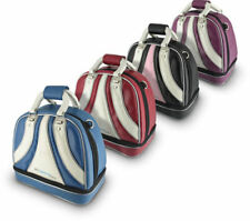 Nintendo WII Console Carrying Bag Bowling Brunswick Bigben (Assorted Colours)