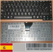 Teclado Qwerty Español SAMSUNG P28 BA59-01322D, CNBA5901322DSE negro