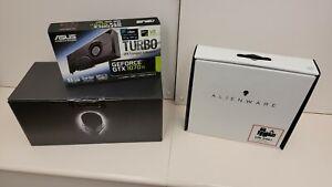 Alienware 13 R3 + Graphics Amplifier + GeForce GTX 1070 Ti