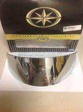 New Chrome Headlight Light Visor V-Star 650 1100 Road & Royal Star Yamaha