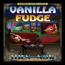 Vanilla Fudge - Then And Now [New CD]