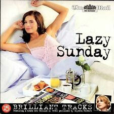 LAZY SUNDAY - PROMO CD: MOODY BLUES, NINA SIMONE, KATIE MELUA, JAMIE CULLUM ETC