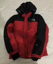 Vintage The North Face MEN'S Summit 900 Red Down Jacket Nuptse M, fits L and XL