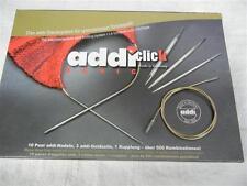 addi click Basic 10 Paar Nadelspitzen 3.5 - 10.0 mm im Set, 650-7