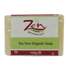 TEA TREE SOAP Organic  Pack 2 Antibacterial, deodorising natural antiseptic
