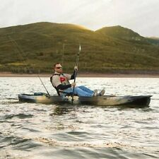 Lifetime Stealth Pro Angler Fishing Kayak in Camo, Weight capacity 375 lb