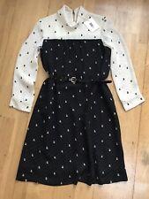 Orla Kiely Ditsy Cat Print Tunic Dress