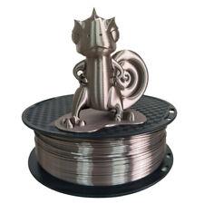 Silk Pla Filament Deep Rose Gold 1.75mm 1KG Spool for 3D Printer and Pens