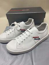 PRADA MILANO LUXUS SNEAKER Schuhe PRADA 9 / 43.5UK 9.5 US 10.5 NEU & BOX! 680€