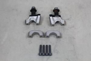 BMW S1000XR S1000 XR 14-17 OEM Handle Bar Handlebar Risers Clamps 31428554471
