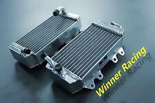 aluminum alloy radiator Honda CRF150R 2007-2018 CRF 150 R 18 HIGH-FLOW L&S SIDE