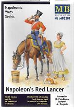 Master Box Napoleon's Red Lancer, Napoleonic Wars 1/32 09 ST