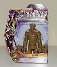 "Groot Marvel Guardians of the Galaxy Wave 2 Hasbro 6"" Action Figure B6665 - NEW"